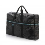 Travel Blue Πτυσσόμενο σακ βουαγιάζ 60x43x15cm 40 λίτρα XL Black