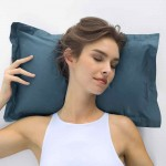 Travel Blue Μαξιλάρι ύπνου με φτερά πάπιας