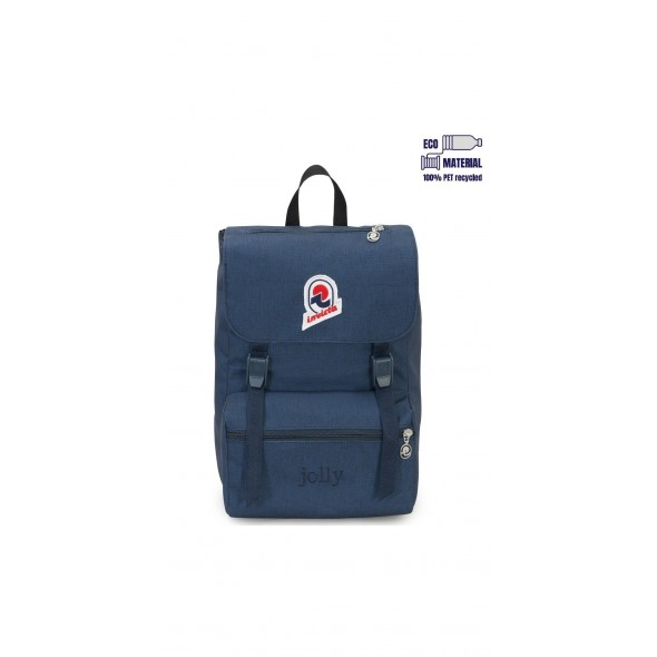 Invicta σακίδιο πλάτης 23x33x17cm σειρά Jolly S Blue