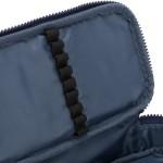 Kipling κασετίνα 11,5x21x5cm σειρά 50pens Polish Blue