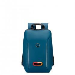 Delsey Σακίδιο πλάτης με θέση PC 14'' 44,5x29,5x16,5cm Securain Connected Blue